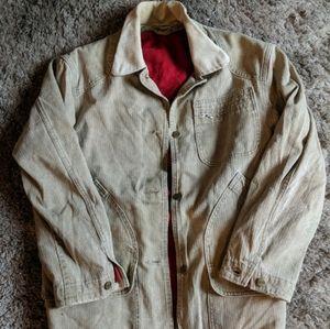 LL Bean Barn Coat